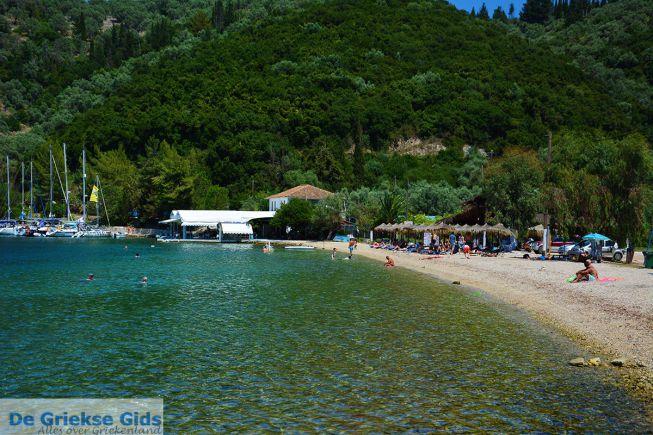 Strand op Meganisi